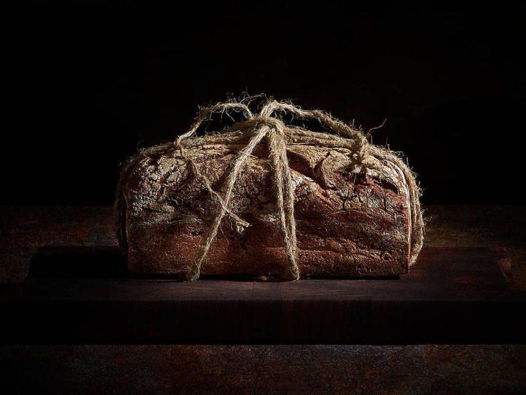 Хлеб. Съемка для портфолио.