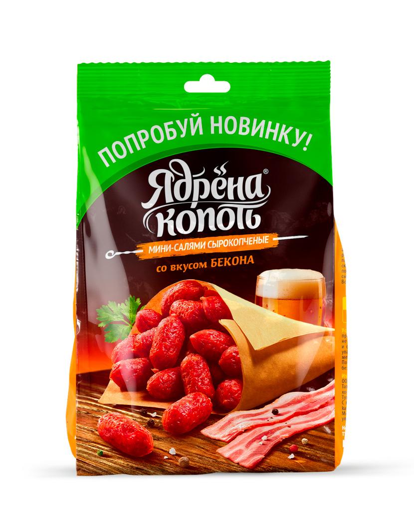 """Снеки """"Ядрёна Копоть"""""""